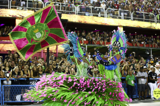 Traslado ao Sambódromo - Carnaval Rio de Janeiro