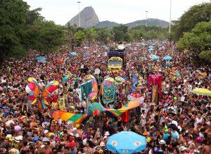 Blocos de rua Rio de Janeiro