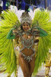 Fantasias para o Carnaval do Rio de Janeiro
